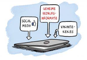 invloed Generatie Y en technologische ontwikkelingen ICT-beleid